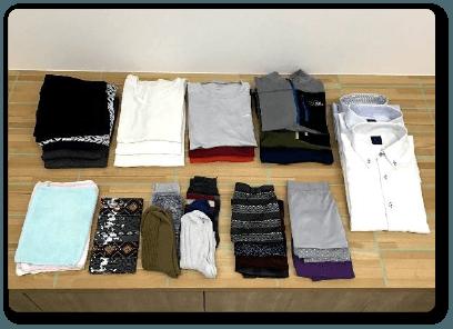 洗濯代行利用事例商品